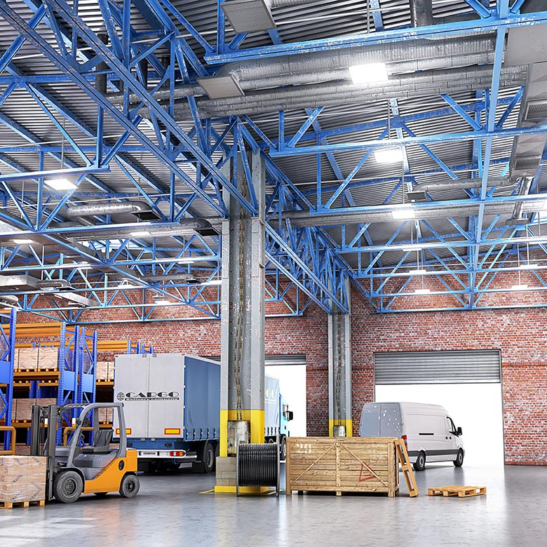 warehousing as a service